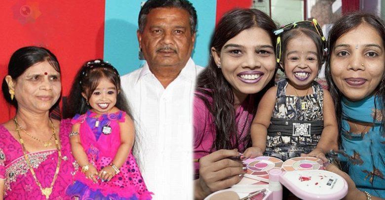 Who's Jyoti Amge? Bio-Wiki: Husband, Married, Baby, Net Worth