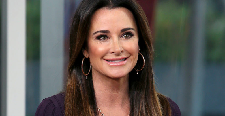 Wheres Kyle Richards Today Bio Net Worth Sister Daughter