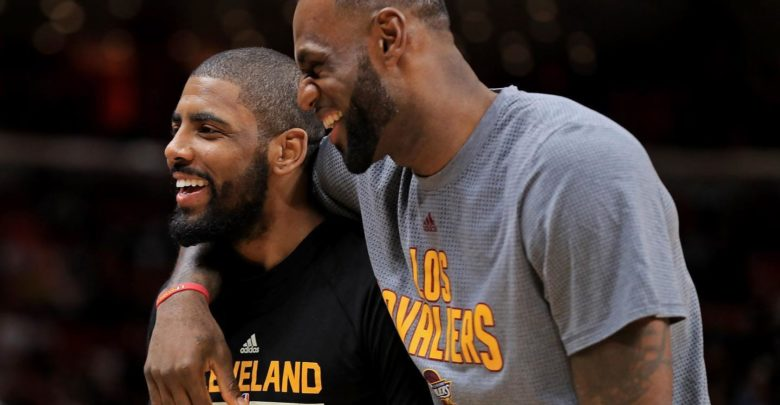 Who's Kyrie Irving? Bio-Wiki: Wife, Daughter, Net Worth